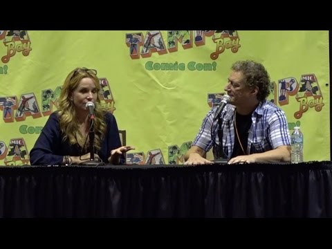 Going Back to the Future with Lea Thompson (Lorraine McFly) Panel moderated by Anthony Cumia