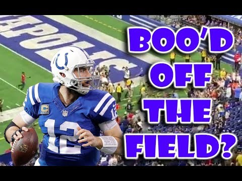 andrew-luck-retires-and-his-own-fans-boo-him?-/8unbelievable*--the-daily-take-