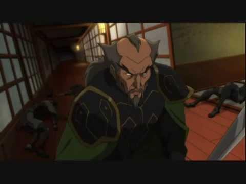 Son of Batman: Deathstroke v Ra