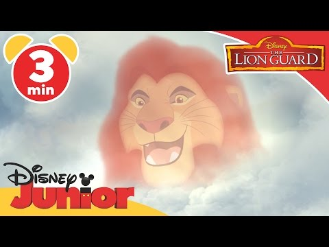 The Lion Guard | Bunga the Wise | Disney Junior UK
