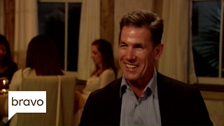 Southern Charm: Thomas Gets Nervous on a Dinner Date With Landon (Season 4, Episode 9) | Bravo