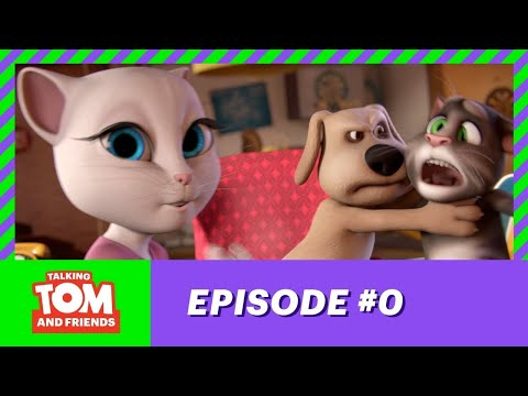 Talking Tom and Friends - The audition (Episode 0)