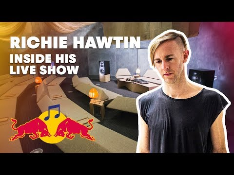 Richie Hawtin Lecture (Tokyo 2014) | Red Bull Music Academy