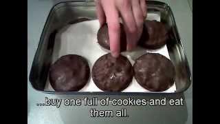 HOW TO make gingerbread (Elisenlebkuchen)