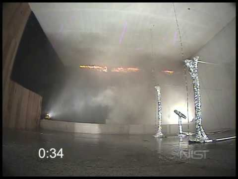 "NIST Recreation of ""The Station Nightclub FIre"" with Sprinklers"