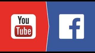 Как связать канал YouTube co страницей Facebook