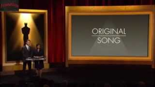 """""""Alone Yet Not Alone"""" (Oscar-nomination rescinded Best Song) - Movieguide Awards 2014"""
