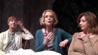 Intervista a Milena Vukotic, Lucia Poli e Marilù Prati