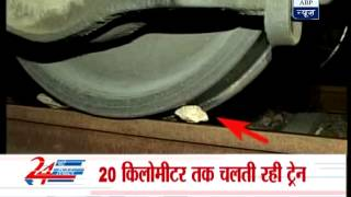 Major rail accident averted in Rajasthan, Barmer Express covers 20 kms without engine