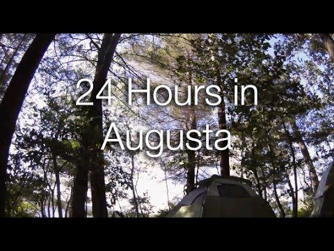24 Hours in Augusta // GardenStreet