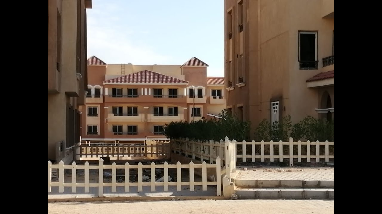 an apartment in the 6th of October City, Al Khamayel Compound, immediately