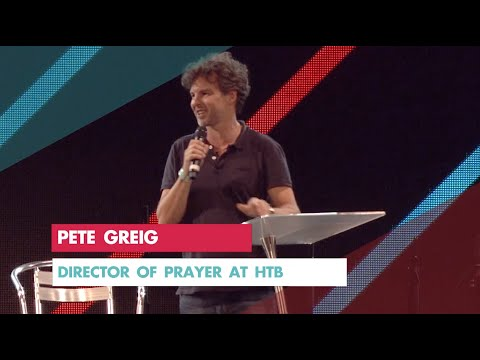Power Made Perfect in Weakness | Pete Greig | Focus 2014