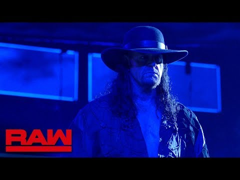 The Undertaker isnt coming alone to WWE Super ShowDown: Raw, Sept 17, 2018