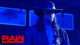 undertaker returns 2018