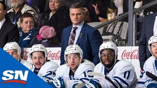 Why Bourne Believes Maple Leafs Would Play Better Under Sheldon Keefe   Good Show