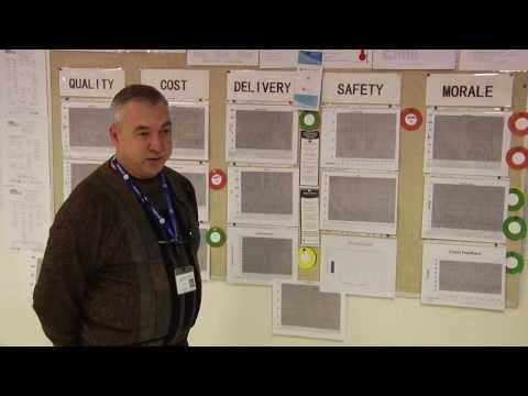 Pasqua Hospital Radiology Department Wall Walk/Team Huddle
