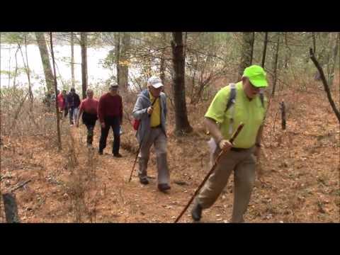 Oak Point Myles Standish Hike