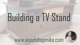 TV Stand Assembly & Wrap Up