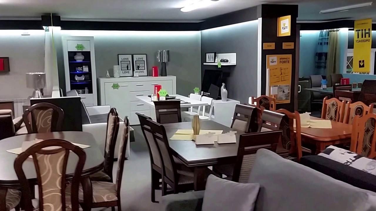 Nowa Ekspozycja Salon Meblowy York Ciechocinek Youtube