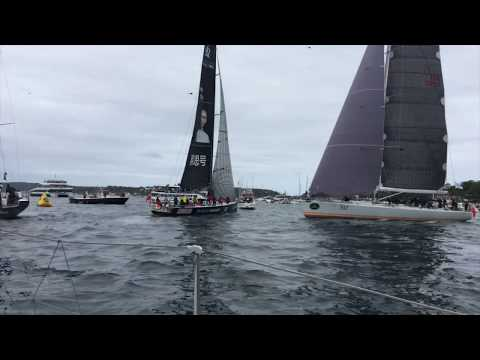 Rolex Sydney to Hobart Race 2017 - Ran Tan 2