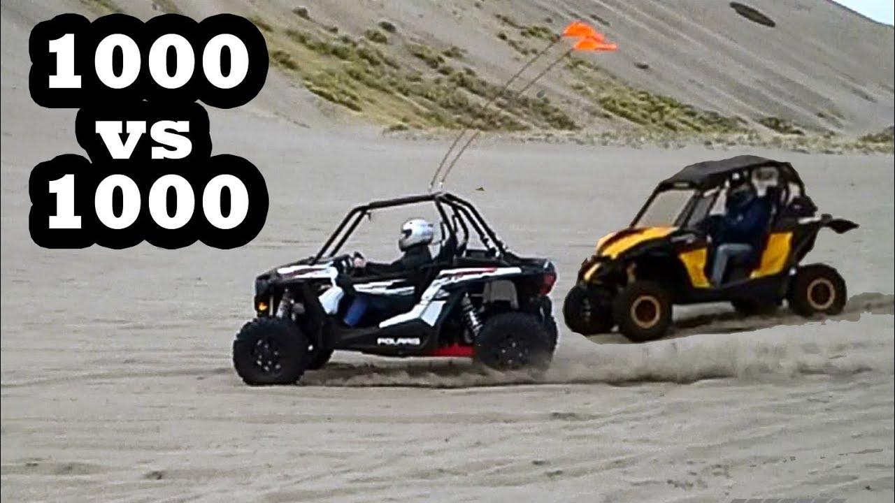 Maverick 1000 Vs RZR 1000