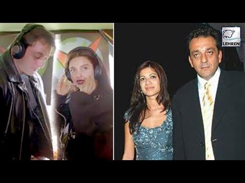 Sanjay Dutt's Lesser Known Girlfriends - YouTube