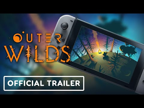 Outer Wilds - Official Nintendo Switch Announcement Trailer | Nintendo Direct