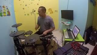 Voor Dilan - Dulu Kita Masih Remaja (drum cover)
