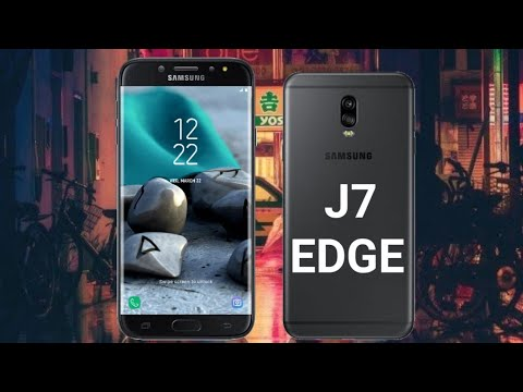 Samsung Galaxy J7 EDGE Launched In 2018