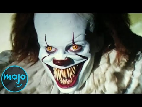 Another Top 10 Scariest CGI Effects In Movies