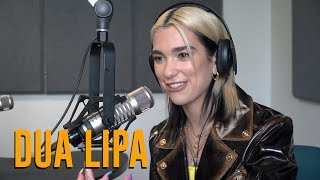 "Dua Lipa Talks 'Don't Start Now', Upcoming Album ""Future Nostalgia"" & More"
