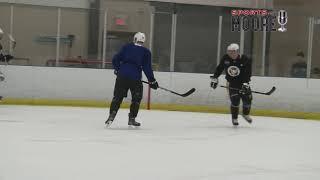 Sidney Crosby returns to train in Nova Scotia