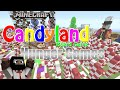 Minecraft Xbox   CANDYLAND BOARD GAME Hunger Games [1]