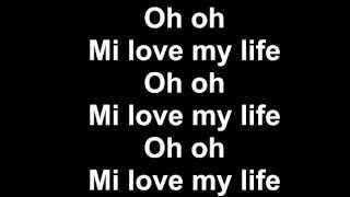 Demarco - love my life (Lyrics)