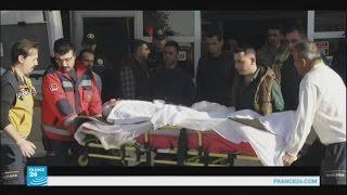 أنقرة تتهم دمشق بقتل 3 من جنودها قرب مدينة الباب