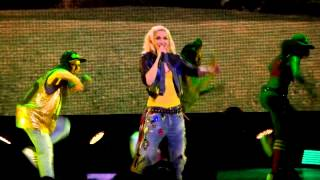 Gwen Stefani Wind It Up live at The Orpheum 2.7.15