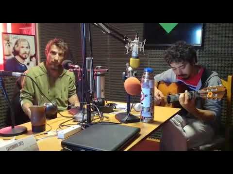 Santi Aguirre Dúo En Radioteca.