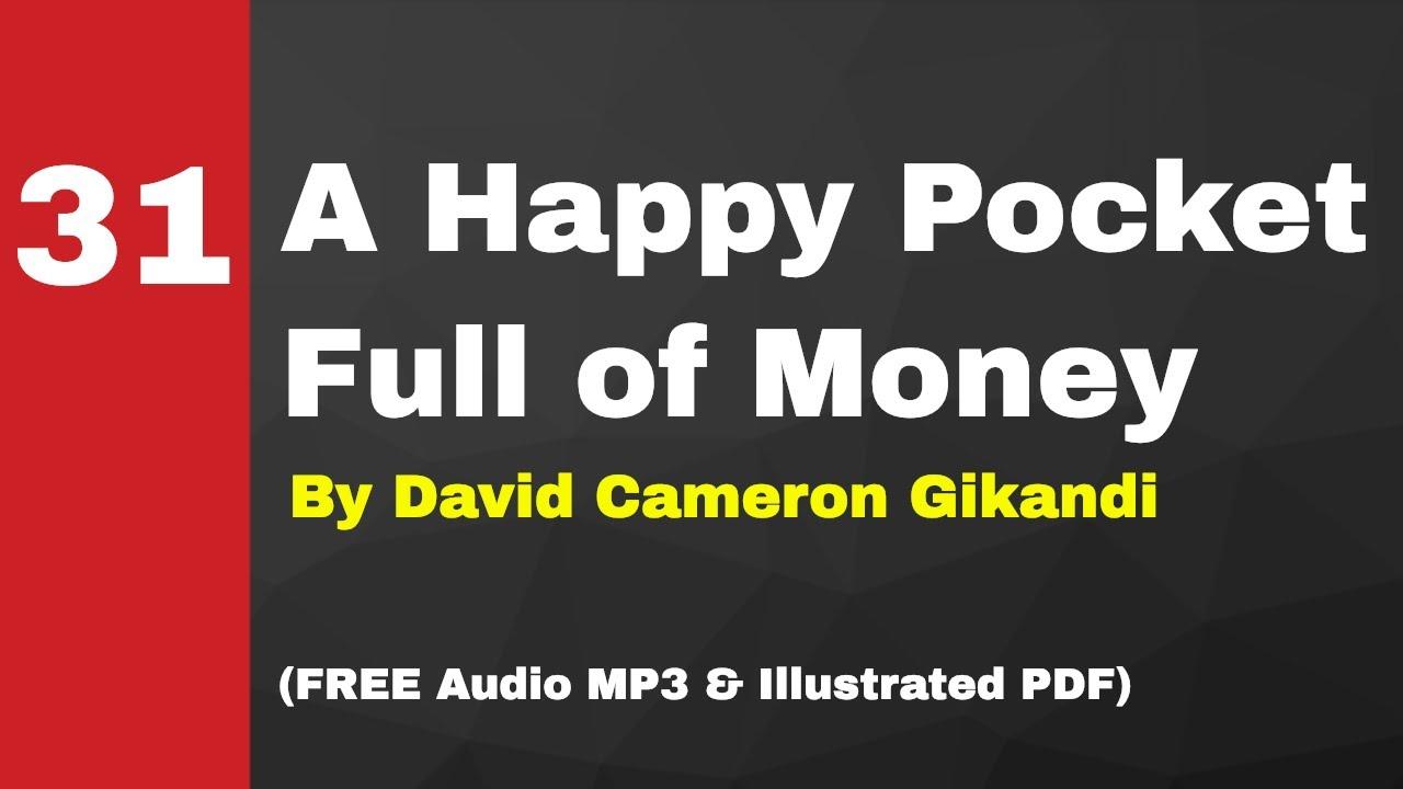 a happy pocket full of money audiobook free