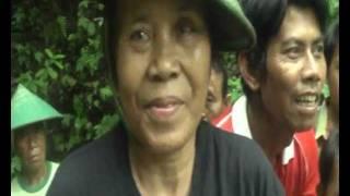 Tahap 1 Pembangunan Sarana Air Bersih di Gunung Kidul