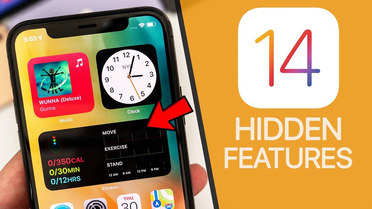 iOS 14 - 30+ Best Hidden Features!