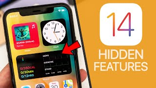 iOS 14 - 30+ Best Hidden Features!