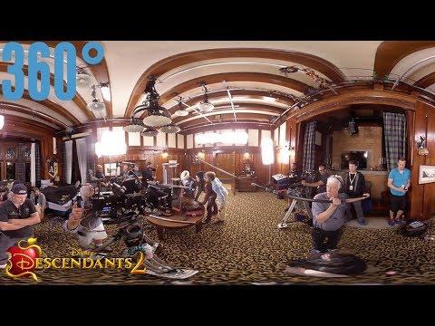 The Boys Dorm part 2: Behind the Scenes   360°   Descendants 2 streaming vf