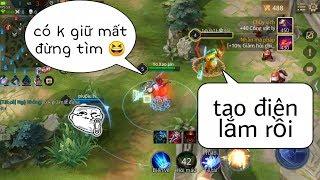 Troll Game _ Cướp Hết Rừng Rồi Chat Tổng Khiến Team Bạn Tức Điên Vui Vl | Yo Game