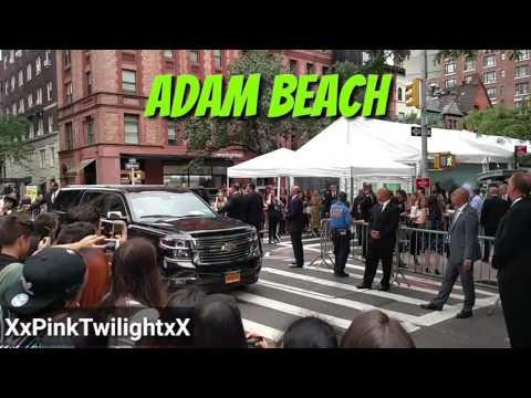 Adam Beach - Suicide Squad NYC Premiere