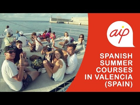 Spanish summer courses in Valencia (Spain) - AIP Languages