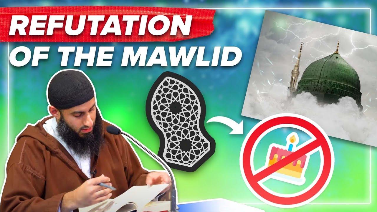 """Download Explanation On """"The Ruling Of Mawlid"""" By Taaj-ud-Deen Al Faakihaani"""