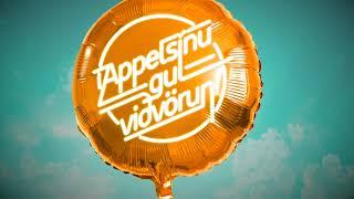 Gambar cover Appelsínugul viðvörun - Baggalútur