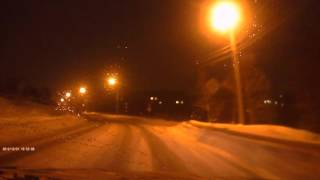 ДТП в Мурманске(ВИДЕО Александра Казарина., 2015-11-26T10:09:28.000Z)