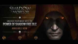 Middle Earth Shadow of Mordor - Black Hand Skin (The Power of Shadow) DLC