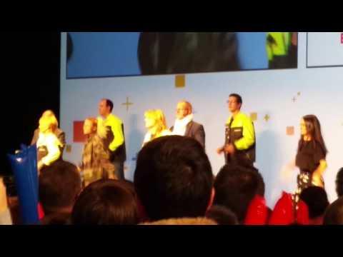 Show 100 ans Renault trucks👍